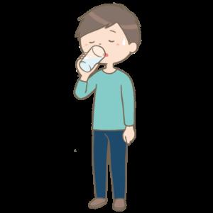 糖尿病で口渇・多尿・多飲が起きる理由