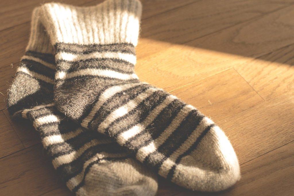 糖尿病のフットケアと靴下