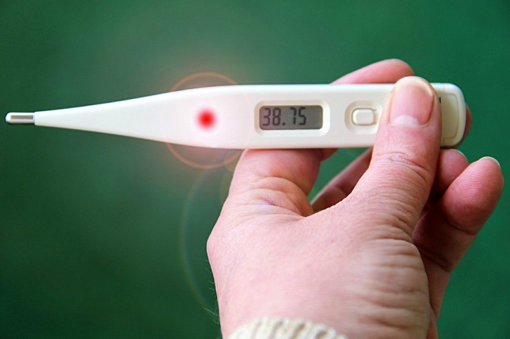 A型インフルエンザとB型インフルエンザの症状の違い