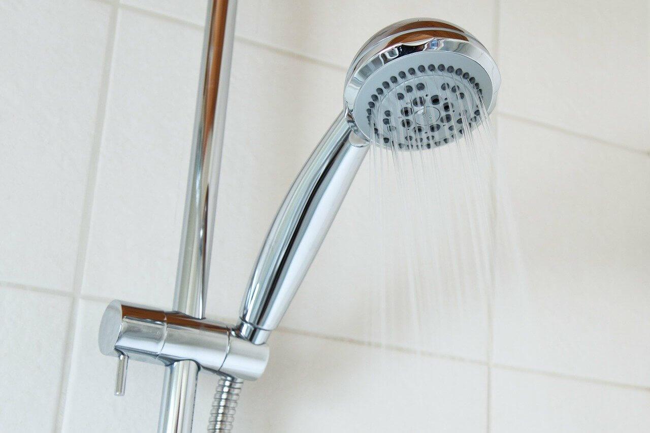 手術創とシャワー浴の関係