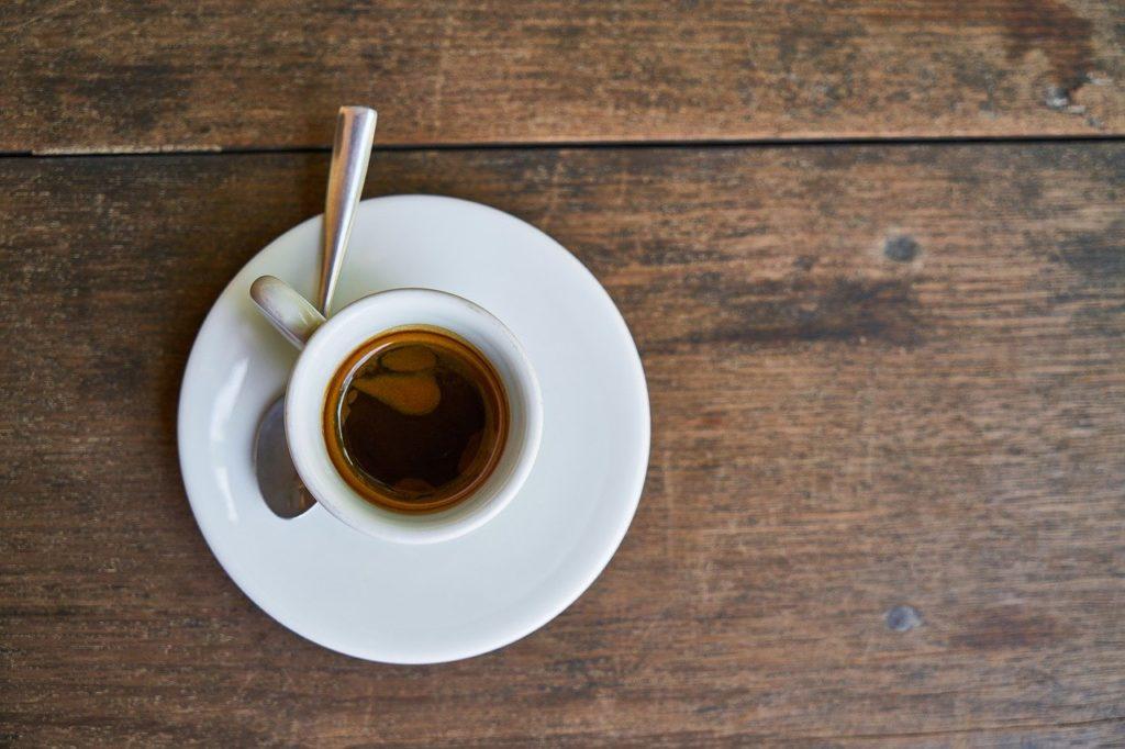 脳を覚醒させるカフェイン