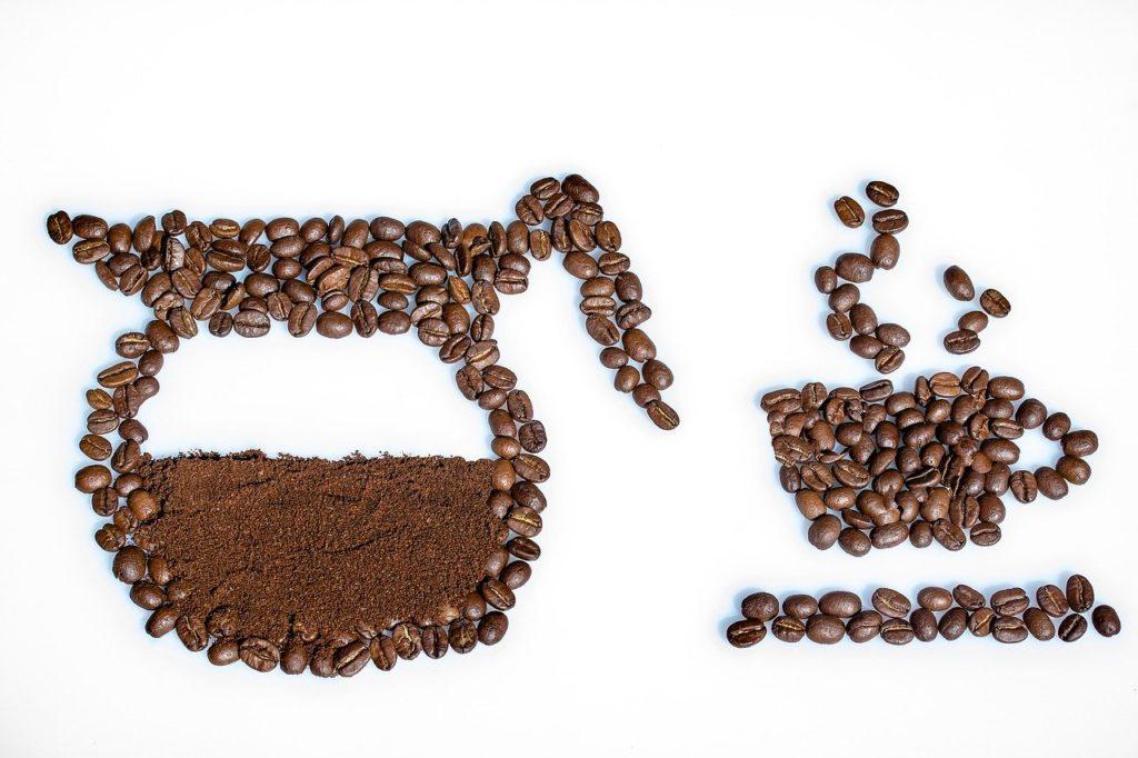 コーヒーと紅茶の摂取量